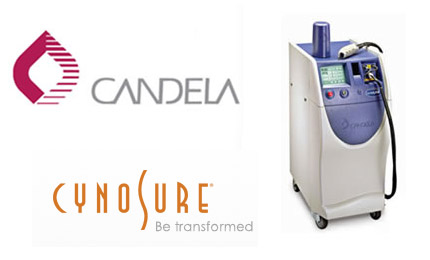 Candela and Cynosure Laser Equipment Service